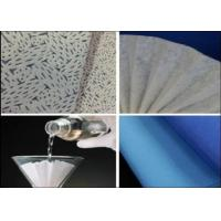 China Filting Breathable Polypropylene Filter Meltblown Non Woven Fabric on sale