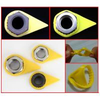 Buy cheap Customized Safety Wheel Check Indicator Wheel Nut Markers For Lorry / Truck from wholesalers