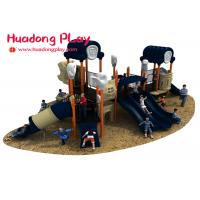 Quality Attractive Colorful Style Kids Outdoor Play Equipment Games For Amusement Park for sale