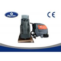 China 500W Suction Motor Industrial Floor Scrubbing Machines , Hard Floor Cleaning on sale