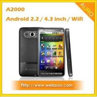 Quality A2000 Android 2.2 Wifi Smart Mobile Phone for sale