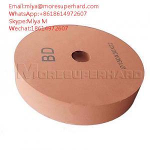 Quality BD polishing wheels for glass polishing miya@moresuperhard.com for sale
