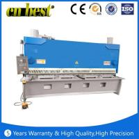 Quality sheet metal guillotine shearing machine for sale