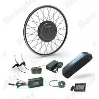 China DC 1000w 48v Electric Bicycle Motor Kit Fast Speed For Outdoor Activities on sale