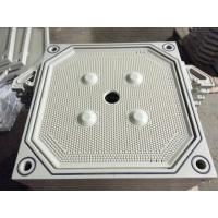 Quality 1500x 1500mm High Pressure Filter Press Plate PP Membrane Filter Plate for sale