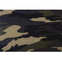 Quality Twill Printed Cotton Canvas / 108x58 Woven Cotton Fabric For Bags Lining for sale