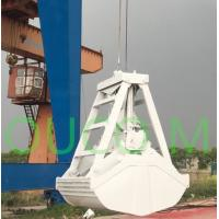 Quality White Wireless Radio Remote Control Grab Bucket Work Together With Crane for sale