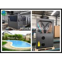 Quality ASHP Swimming Pool Heat Pump Unit / Ground Air To Air Source Heating System for sale
