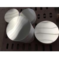 Quality Anti Corrosion Aluminium Discs Circles 2mm 3mm 3003 Non Stick Coated For Cooker for sale