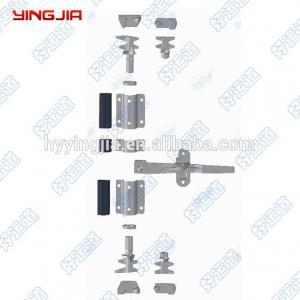322131   Galvanized steel container zinc plated truck door lock