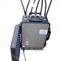 5.8G RCIED backpack drones bomb jammer For military with battery