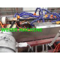 Quality PE HDPE Pipe Extrusion Line For Spiral Sheath Pipe PLC for sale