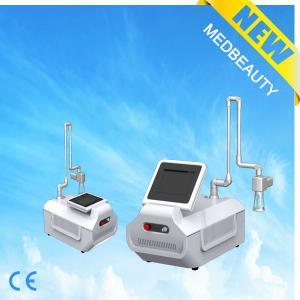 Quality RF Skin Resurfacing and Wrinkle Removal fractional co2 laser/medical laser equipment for sale