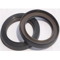 Quality Auto Engine Parts Skeleton Oil Seal Ring , Brown Tractor Oil Seals Custom Size for sale