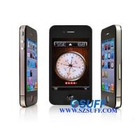 Quality PinPhone 4 X7 3.5 Inch Capacitive Screen Single SIM Card WIFI Java Mobile Phone for sale