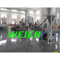 Quality WPC / PVC Plastic Pelletizer Machine With Parallel Twin Screw Extruder for sale