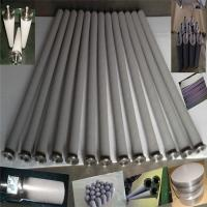 Quality titanium  sintered metal filters ,Tio2 porous metal filter for sale