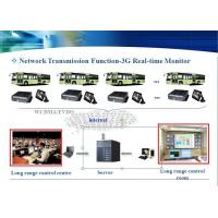 Quality Vehicle Security System-4 ch video/audio inputs,D1 25fps/30fps CIF Real-Time Car DVR for sale