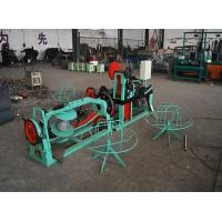 Quality Barbed Wire Making Machine for Single/Double Standard for High Tensile for sale
