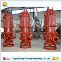 Quality Long Worklife Horizontal and Submersible slurry pump for sale