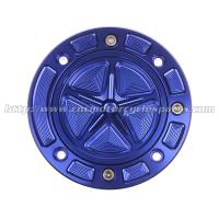 Gsxr 750 Motorcycle Gas Cap Gas Covers CNC Finished Integrated