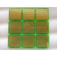 Quality Green Glass Fibre Pcb Prototyping Board 5×5 cm With Parts Assembled for sale