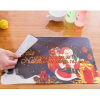 China Top quality factory price durable anti-slip pvc plastic colorful round hollow-out mesh placemat table mat for restaurant on sale