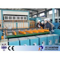 Quality Fully Automatic Egg Tray Machine , Paper Seed Tray Making Machine Rotary Type for sale