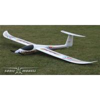 Quality 2.4GHz TwinStar Dual (2) Power System 1600mm rc Glider for sale
