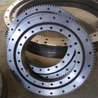 Quality Series 09  Double-row four-point bearing, 090, 091, 092 slewing ring manufacturer for sale
