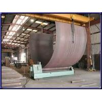 Quality 30 To 45ft Long Steel Plate Roller With Large Diameter , Sheet Roller for sale