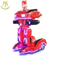 Quality Hansel  Guangzhou entertainment electronic remote control  robot amusement rides for sale for sale