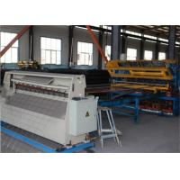 Quality Agriculture  Mesh Automatic Chain Link Fence Machine , 380V 50HZ Wire Netting Machine for sale