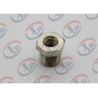 Nickel Plated Iron Bolt Custom Machined Parts With H11.8*12.45 Mm Size