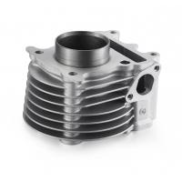 Aluminum Motorcycle Engine Block , 125cc Cylinder For Yamaha 110 Scooter