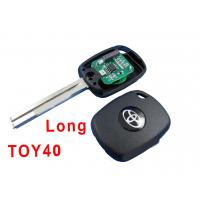 Quality toyota 40 electronic 4c copy chip key for sale
