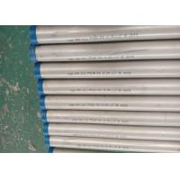 Quality Round Austenitic Stainless Steel Pipe Customized Thickness For Surgical Instrument for sale