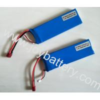 Quality 11.1v 3000mah 30C lipo rechargeable battery for rc plane fpv drone,Hard Case 14.8V 5000mAh 50C 4S RC Car Boat for sale