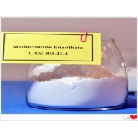 Quality Methenolone Enanthate Anabolic Androgenic Steroids CAS 303-42-4 For Muscle Growth for sale