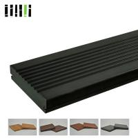 Buy cheap Solid Carbonized Strand Woven Bamboo Flooring With Fine Water Resistance from wholesalers