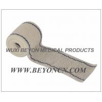 Buy cheap Crepe Bandage BP Grade Cotton Elastic Bandage For Hospital Patient Use from wholesalers