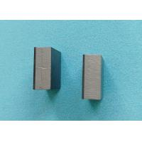 Buy Black Steel PCD Cutting Tool Blanks Standard Size Long Working Life at wholesale prices