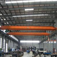 Quality Electric Motor Driven Overhead Travelling Crane 10t 20t , Long Life Time for sale