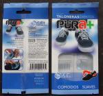 Quality Moisture Proof Resealable Aluminium Foil Bag for Shoe - Pad / Brioche for sale