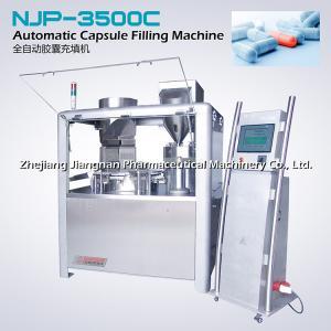 China Hard Gelatin Capsule Filling Machine Feeding Separating Automatically on sale