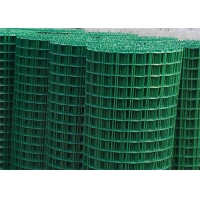 Buy cheap March Garden Edging Roll 4x4 Galvanised Welded Mesh 14mm from wholesalers