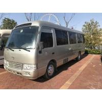 Quality 2010 Toyota Used Coaster Bus 30 Seats Diesel Engine LHD 71500 Km Mileage for sale