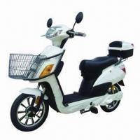 Quality Electric Bike with 48V/12 or 20Ah Lead-acid Battery, 48V/350 or 500W Motor, 40kph Maximum Speed for sale