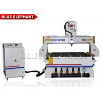Quality Hand Controller Computerized Wood Carving Machine , High Standard Wood Engraving Equipment for sale