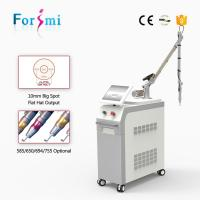 Buy cheap 2018 Medical Cosmetic Laser Q Switched ND YAG Laser Tatoo Removal Machine on sale from wholesalers